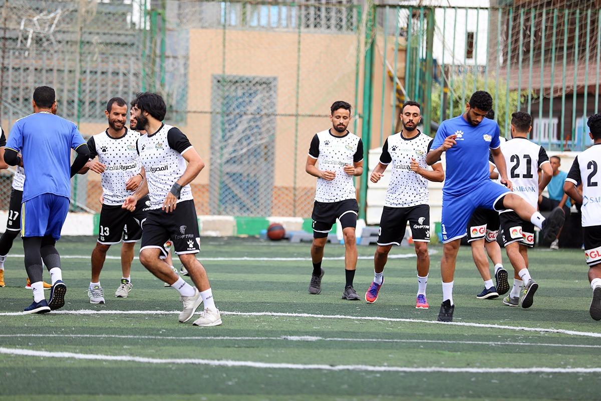 تدريبات المصري (7)