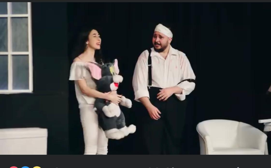 مسرح  لمراد منير  (2)