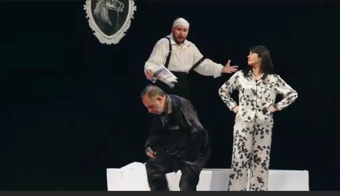 مسرح  لمراد منير  (3)