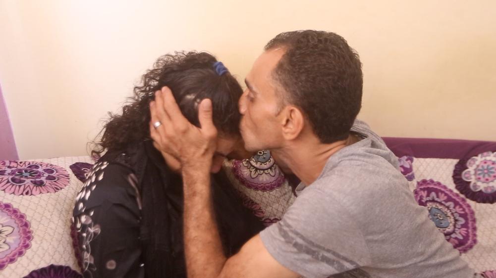 حمدى وزوجتة منه (2)