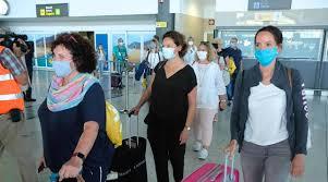 استقبال السياح فى اسبانيا