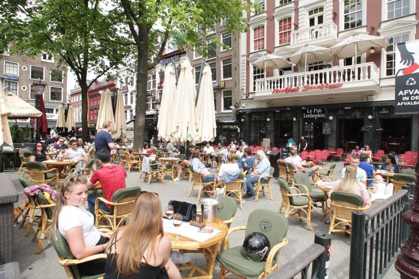 المطاعم فى هولندا