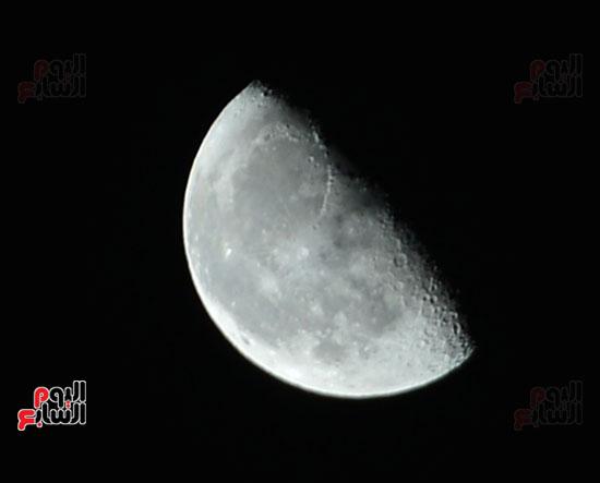 القمر قرب كوكب المريخ  (16)