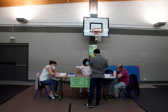 انتخابات اقليم الباساك بأسبانيا