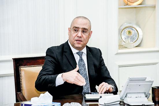 عاصم-الجزار-وزير-الإسكان