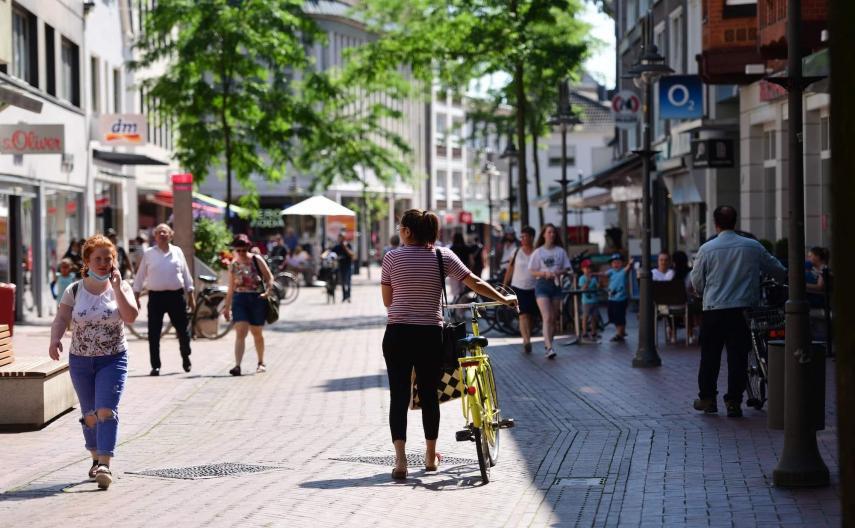 ركوب الدراجات فى المانيا