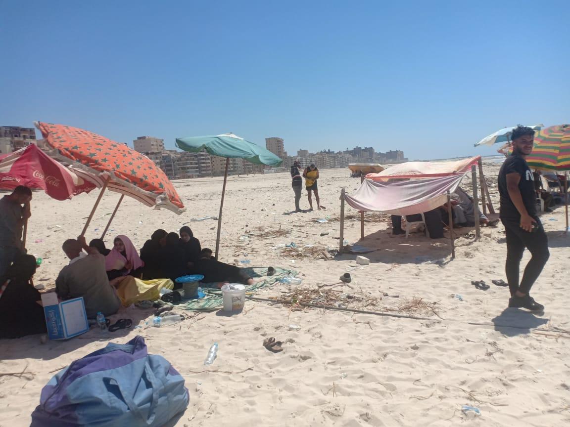 شاطئ النخيل (1)