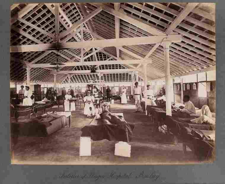 1097px-Interior_of_a_temporary_hospital_for_plague_victims_Bombay_Wellcome_L0034493