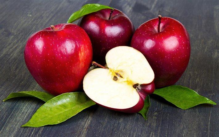 وصفات طبيعية من التفاح للبشرة
