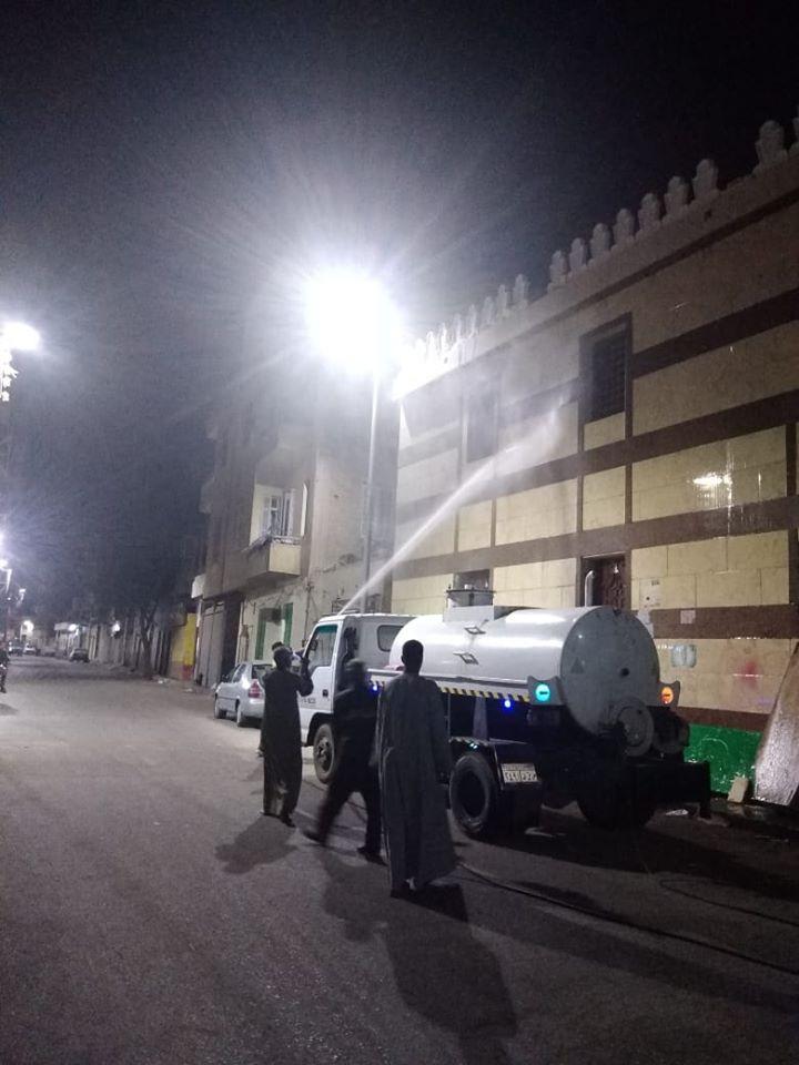 إمام مسجد صلاح الدين بمدينة الأقصر يكشف تفاصيل التجديدات خ (15)