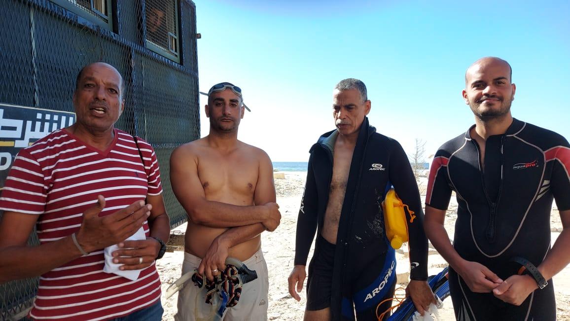 فريق الغوص المتطوع (8)