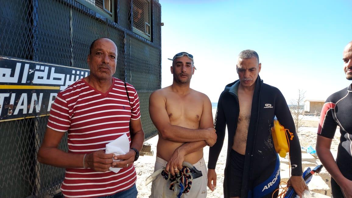 فريق الغوص المتطوع (7)
