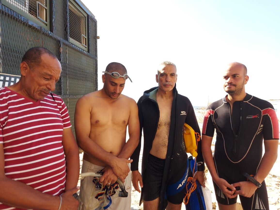 فريق الغوص المتطوع (1)