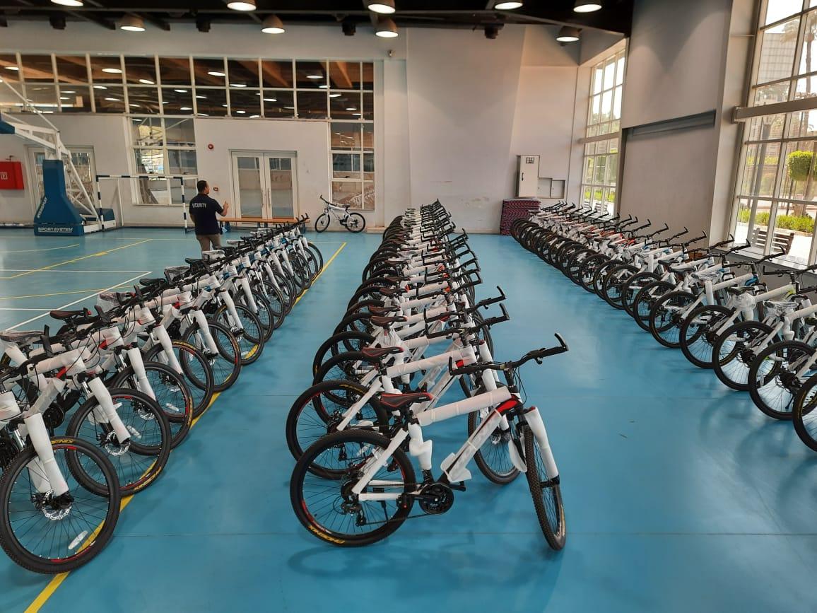 دراجات الوزارة