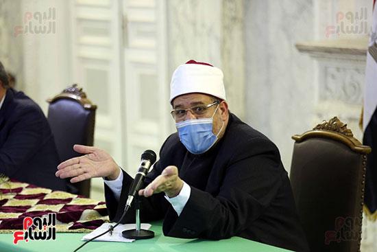 وزير الاوقاف (4)
