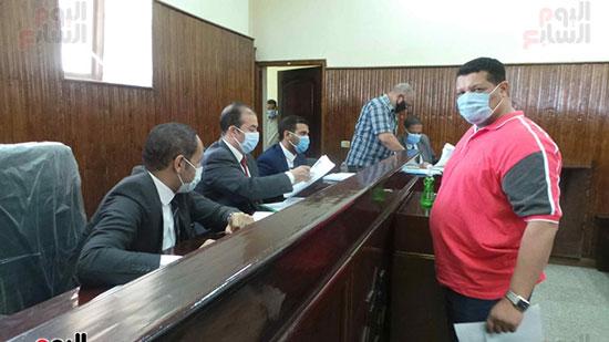 إقبال ضعيف بالمحافظات فى رابع يوم لتلقى طلبات الترشح لمجلس الشيوخ (4)