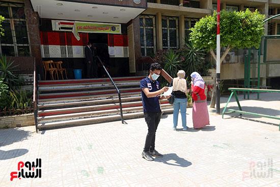 امتحانات جامعة القاهرة