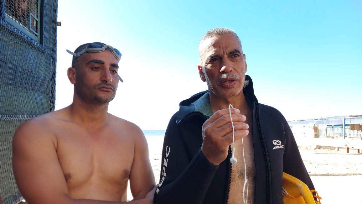 فريق الغوص المتطوع (4)