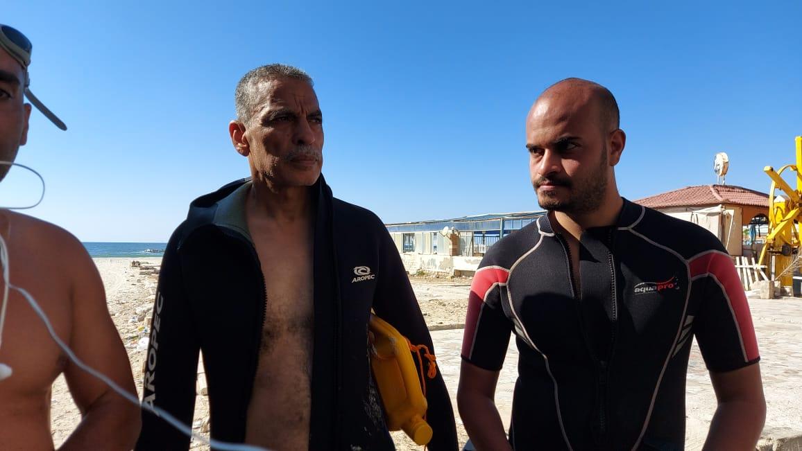 فريق الغوص المتطوع (9)