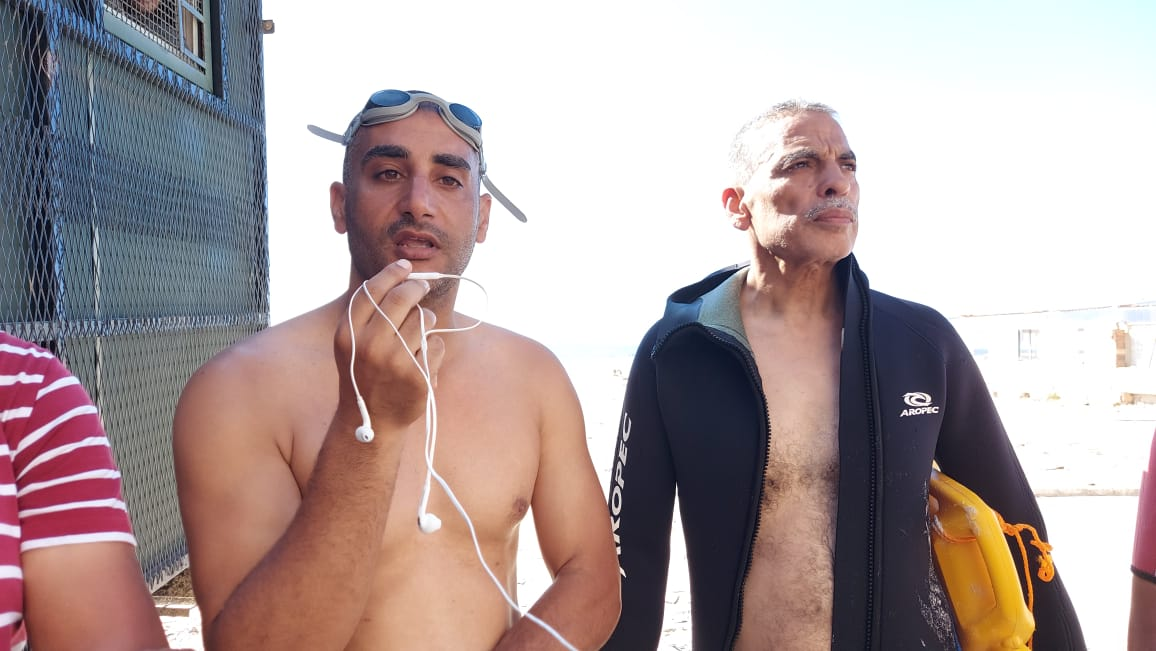 فريق الغوص المتطوع (5)