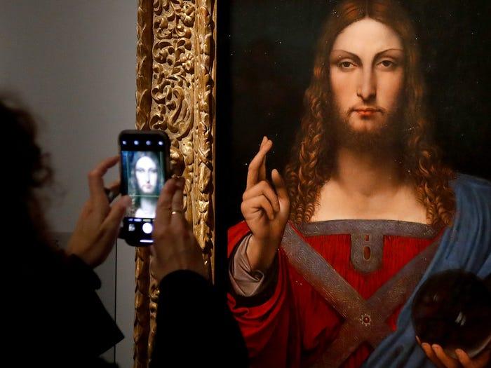 لوحةليوناردو دا فينشي