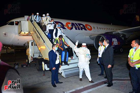 القاهرة تستقبل وفد القبائل الليبية (9)