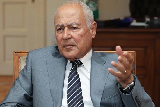 الأمين العام لجامعة الدول العربية (2)