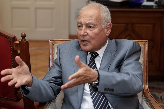 الأمين العام لجامعة الدول العربية