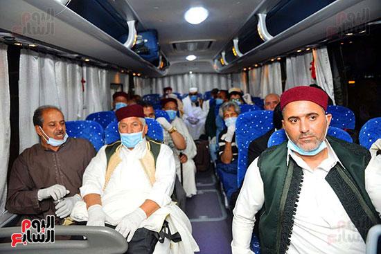 القاهرة تستقبل وفد القبائل الليبية (22)