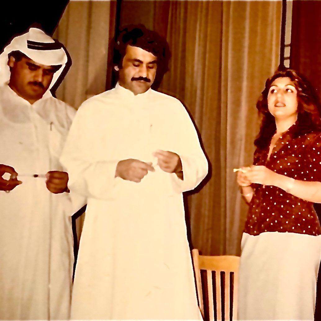 داوود حسين يسترجع ذكريات مشاركته كـ مبتدئ فى مسرحية باى باى لندن اليوم السابع