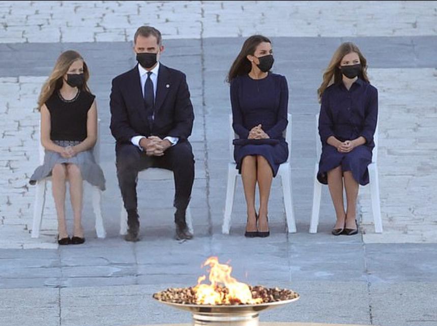 تكريم ضحايا كوفيد 19