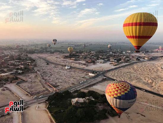 مفاجأة-سعيدة-بالأقصر-البالون-الطائر-يقترب-من-العودة-للتحليق-من-جديد-(11)