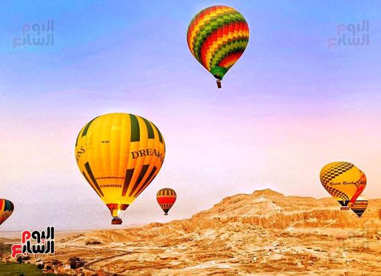 مفاجأة-سعيدة-بالأقصر-البالون-الطائر-يقترب-من-العودة-للتحليق-من-جديد-(10)