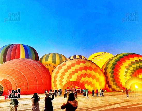 مفاجأة-سعيدة-بالأقصر-البالون-الطائر-يقترب-من-العودة-للتحليق-من-جديد-(12)
