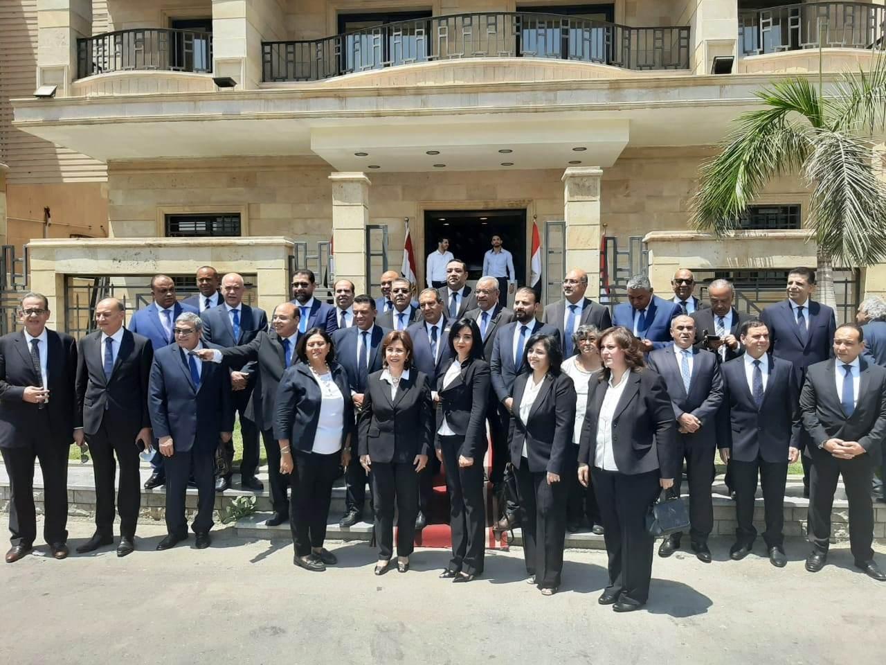 القائمة الوطنية من أجل مصر بانتخابات الشيوخ (2)