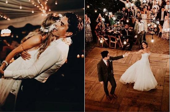 اختيار قائمة الأغاني الزفاف