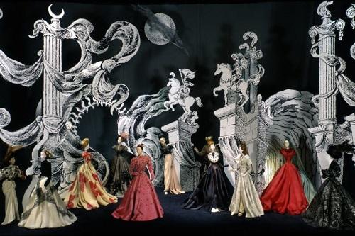 تم تدمير المجموعات الأصلية ل Théâtre de la Mode