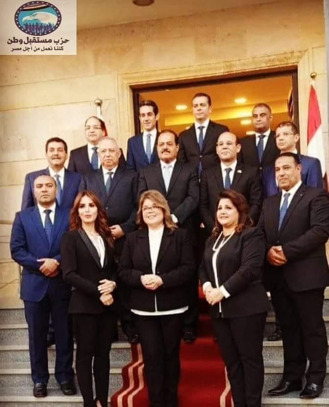 ننشر صورة مرشحى انتخابات الشيوخ بقائمة من أجل مصر عن شرق الدلتا