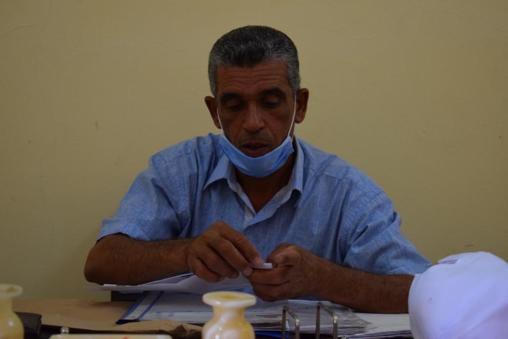 مدير معبد الأقصر فى حوار خاص لـاليوم السابع  (6)