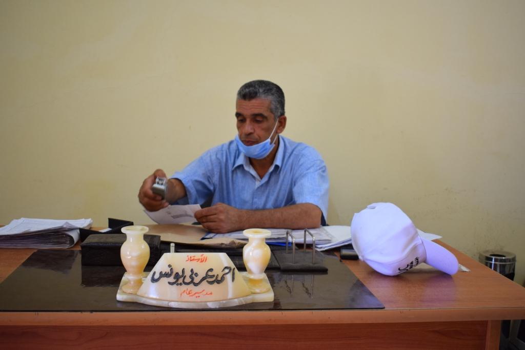 مدير معبد الأقصر فى حوار خاص لـاليوم السابع  (2)