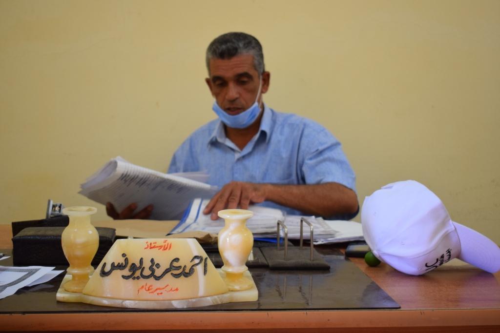مدير معبد الأقصر فى حوار خاص لـاليوم السابع  (3)