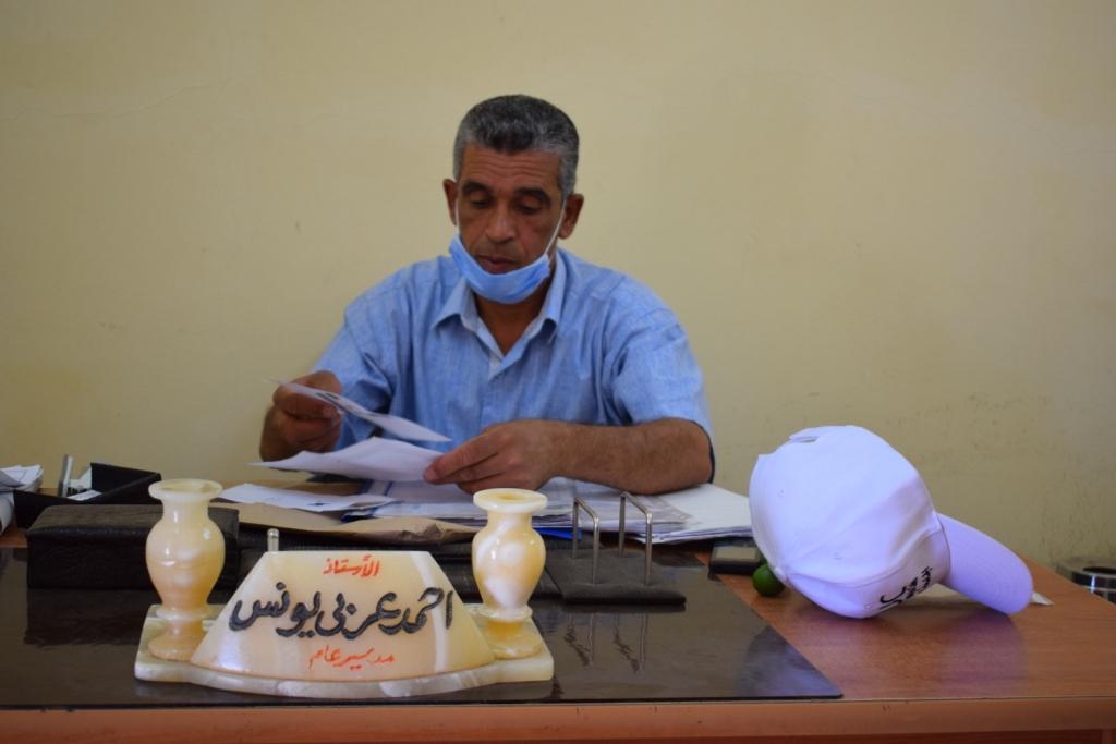 مدير معبد الأقصر فى حوار خاص لـاليوم السابع  (24)