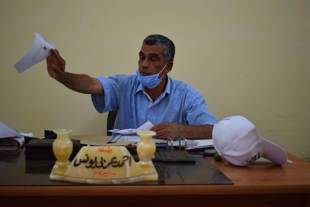 مدير معبد الأقصر فى حوار خاص لـاليوم السابع  (25)