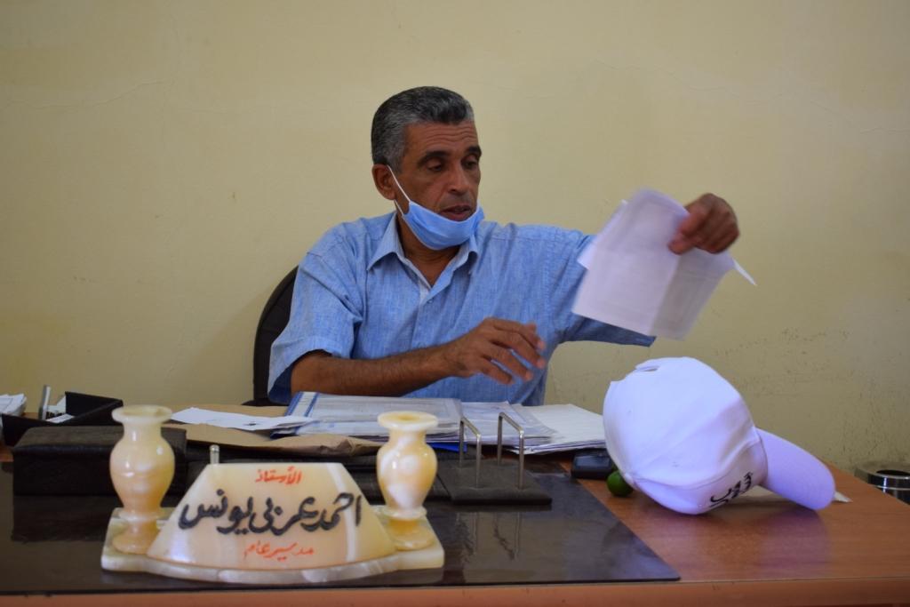 مدير معبد الأقصر فى حوار خاص لـاليوم السابع  (5)