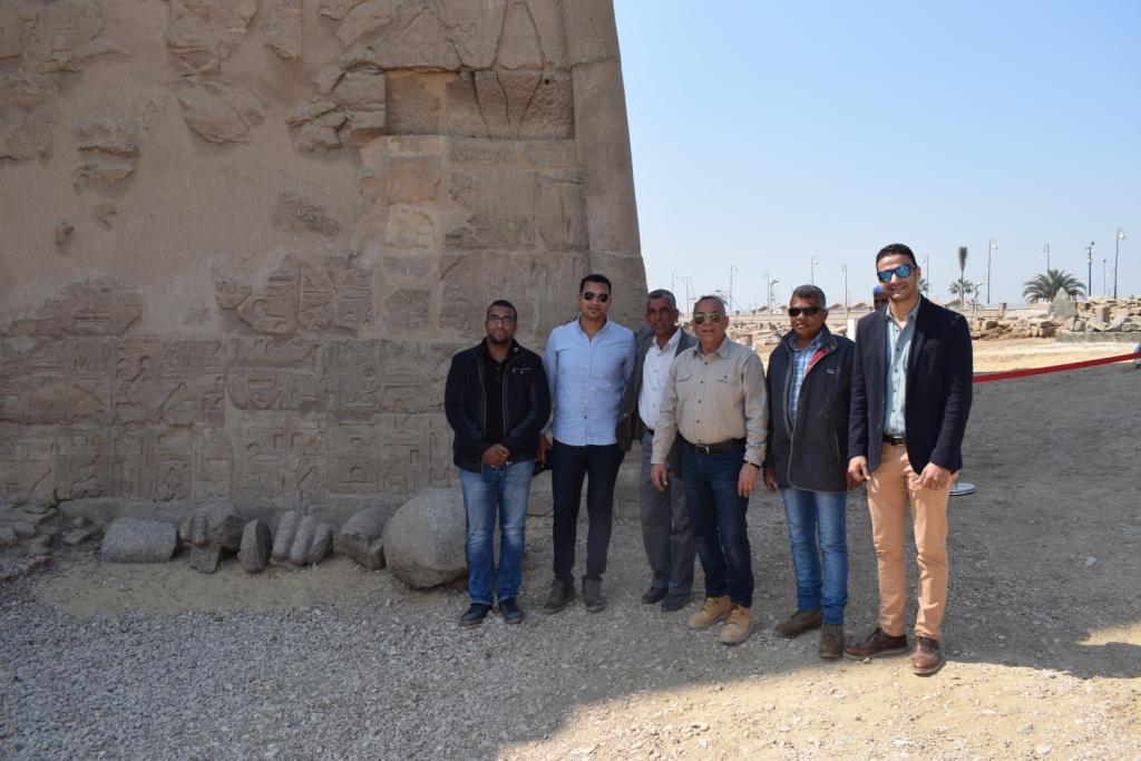 مدير معبد الأقصر فى حوار خاص لـاليوم السابع  (17)