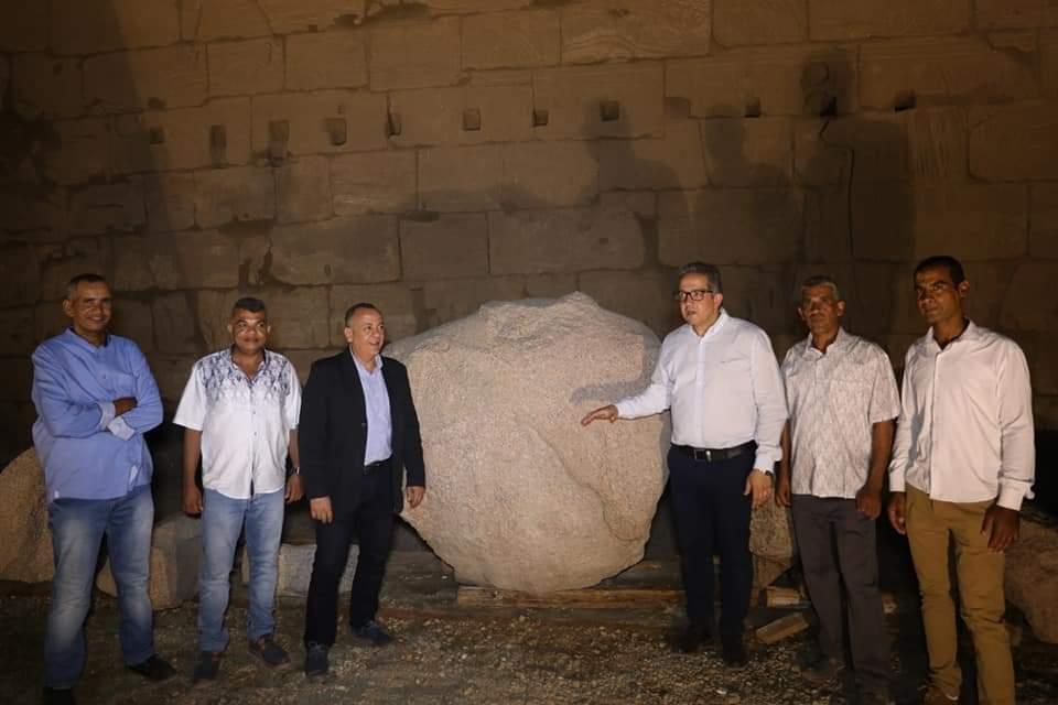 مدير معبد الأقصر فى حوار خاص لـاليوم السابع  (19)