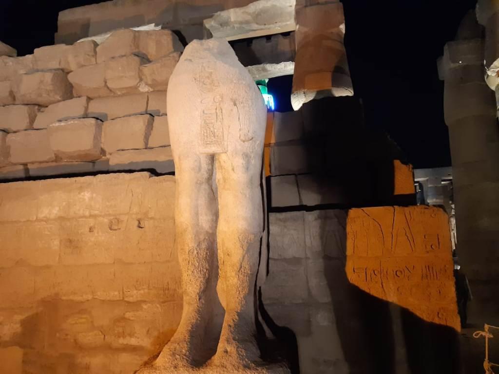 مدير معبد الأقصر فى حوار خاص لـاليوم السابع  (15)