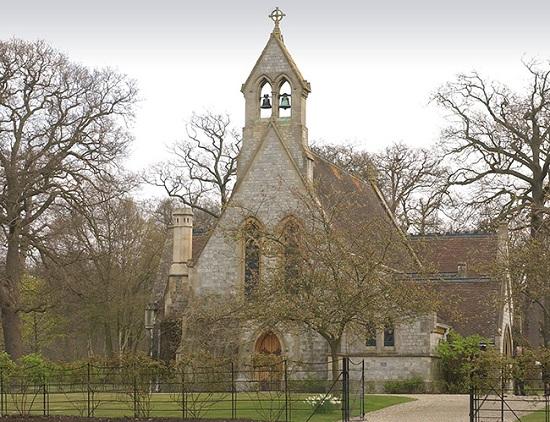 كنيسة كل القديسين