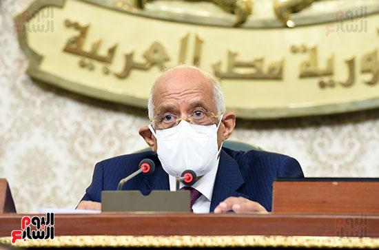 الجلسة العامة بمجلس النواب (8)