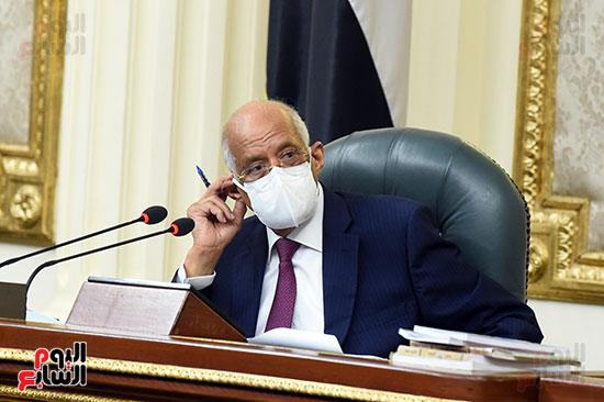 الجلسة العامة بمجلس النواب (10)